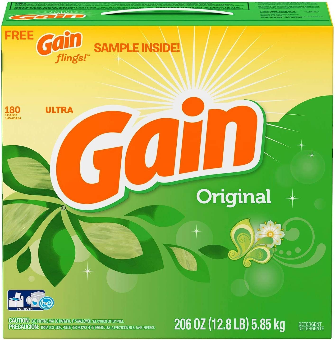 Gain Ultra Powder - Original - 180 Loads