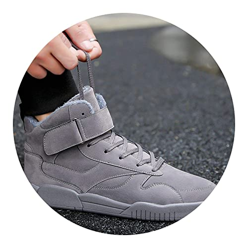 Amazon.com | New-Loft Shoes Men Winter Boots Snow Ankle Boots Tenis Esportivo Warm Footwear Casual Boot Shoes | Boots