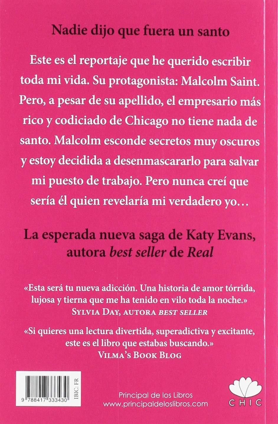 Pecado (Chic): Amazon.es: Evans, Katy, Martín Santamaría ...