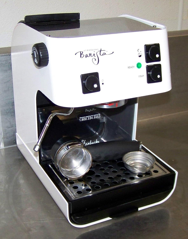 Amazon.com: Starbucks-Barista-RARE-White-Coffee-Espresso ...