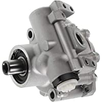 BEMOFRLAY Power Steering Pump w//Pulley 2354CC Fit For 2008-2012 Honda Accord 2.4L L4 w//Pulley