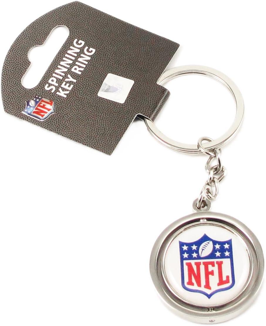 Tampa Bay Buccaneers – NFL Spinning Logo Llavero: Amazon.es ...