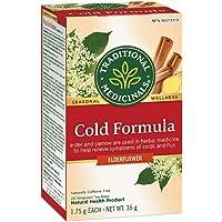 Traditional Medicinals Cold Formula, 20 tea bags, 35g