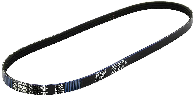 GAT 4PK913 Cinghia trapezoidale scanalata Micro-V® XF Gates