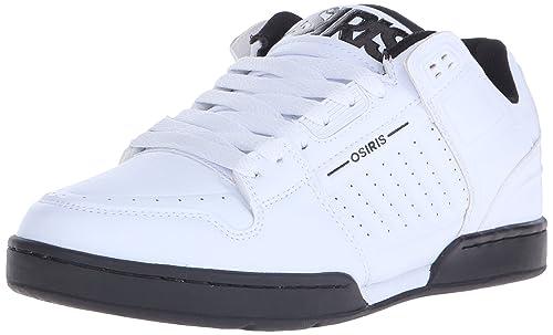 Zapatillas Osiris: Mens Protocol XPD WH 10.5 USA / 44 EUR: Amazon.es: Zapatos y complementos