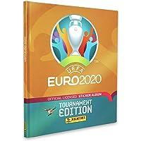 Panini UEFA Euro 2020 Sticker Collectie Hardcover Album