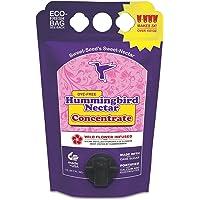 Sweet-Seed, LLC BHCONM 1.5L Conc Bag Hummingbird Nectar, Purple