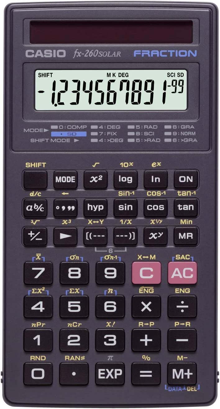 Best casio scientific calculator 2020
