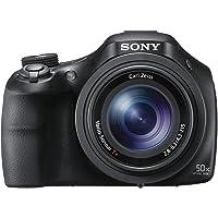 Sony DSC-HX400V Appareil Photo Numérique Bridge, 20,4 Mpix, Zoom Optique 50x, GPS Noir