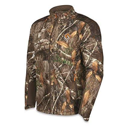 b52898810693a Amazon.com : ScentLok Men's Full Season TAKTIX Hunting Jacket : Home ...