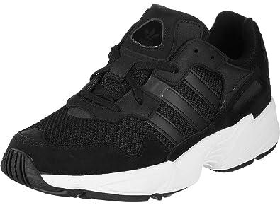 adidas Yung-96 J Jungen Sneaker Schwarz: Amazon.de: Schuhe & Handtaschen