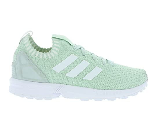 d52416773f201 adidas Womens Originals Zx Flux Primeknit Trainers in Vapor Green   Amazon.co.uk  Shoes   Bags