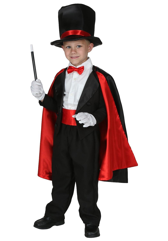 4T Toddler Magic Magician Costume 4T