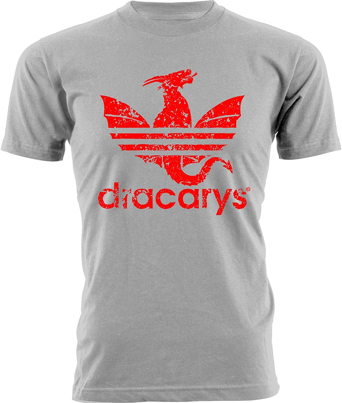 Dracarys Il Trono di Spade Tshirt t-Shirt Maglia Maglietta Game of Thrones
