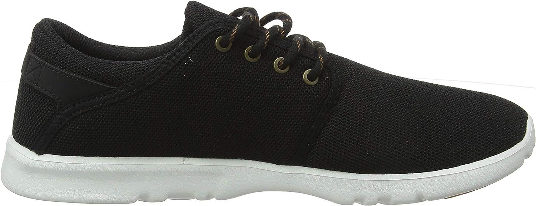 Etnies Skateboarden Schoenen voor heren Black Black Bronze 987