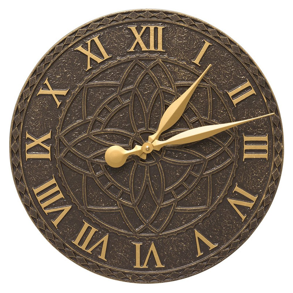 Artisan 16-in Indoor Outdoor Wall Clock - 02168 by Whitehall