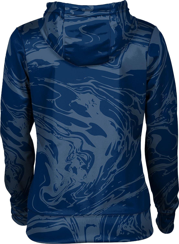 Ripple School Spirit Sweatshirt Johnson State College Girls Zipper Hoodie