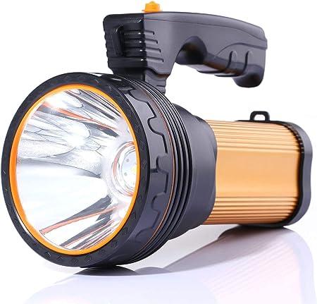 Lampe torche rechargeable batterie DEL lampe de poche Mini 12 V voiture Lampe Vert