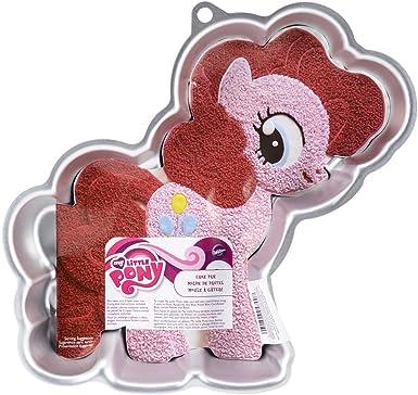 Pleasant Amazon Com Wilton My Little Pony Cake Pan Kids Birthday Cake Funny Birthday Cards Online Kookostrdamsfinfo