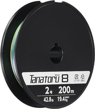 シマノ タナトル8 200m 0.8号の画像