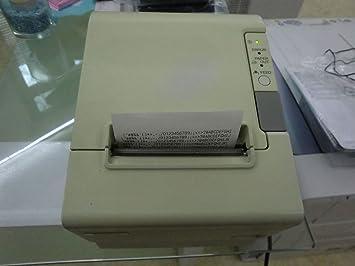 Epson TM-T 88 IV - Impresora matricial [Importado]: Amazon ...