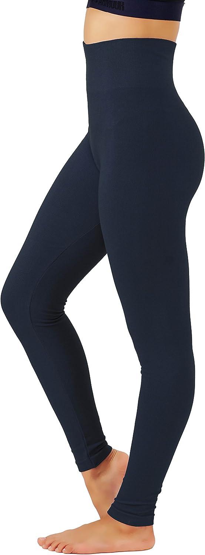 Amazon.com: KVKSEA - Mallas de yoga para mujer, cintura alta ...