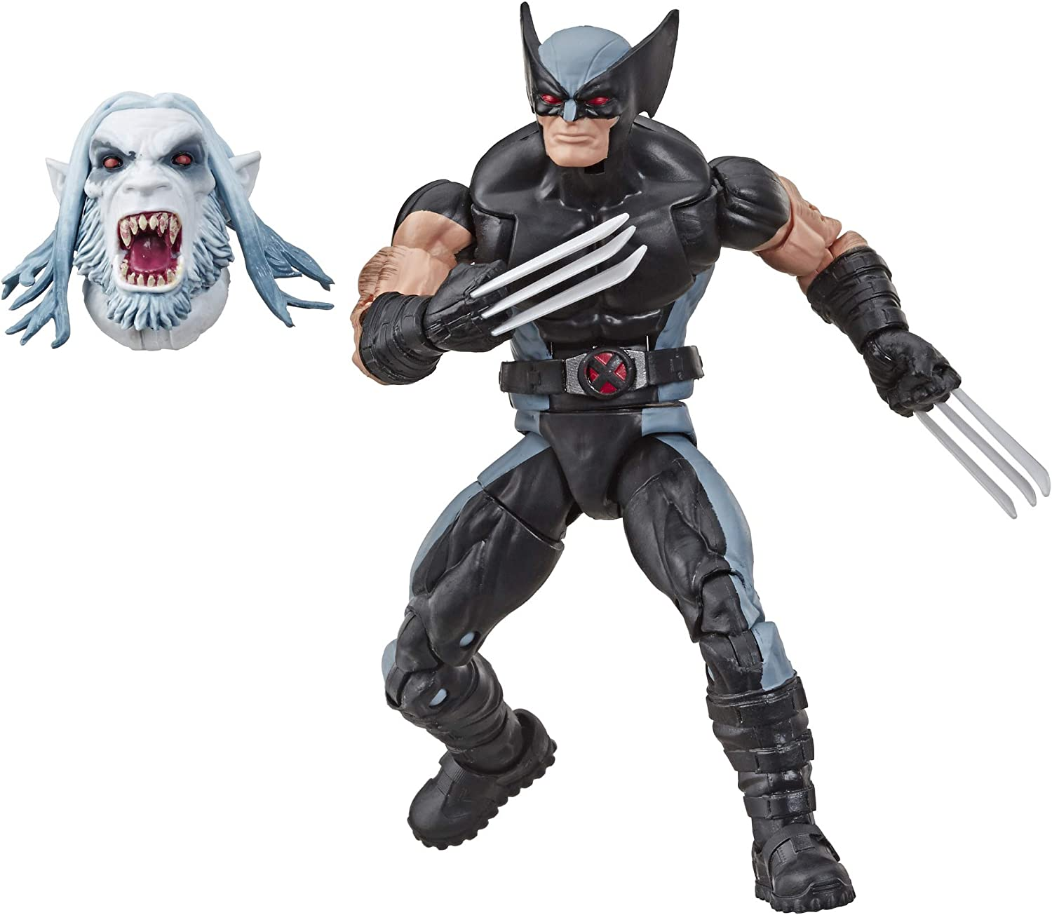 """Marvel Legends Wolverine X-Force  6/"""" Superhero Action Figure Collectible Toy"""