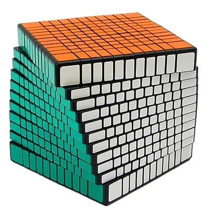 amazon com cuberspeed 11x11 black magic cube ss cube cubic 11x11