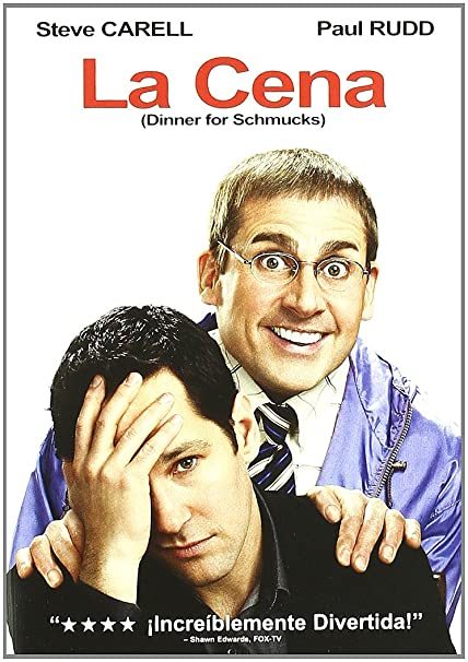 La Cena [DVD]: Amazon.es: Steve Carell, Paul Rudd, Jemaine ...