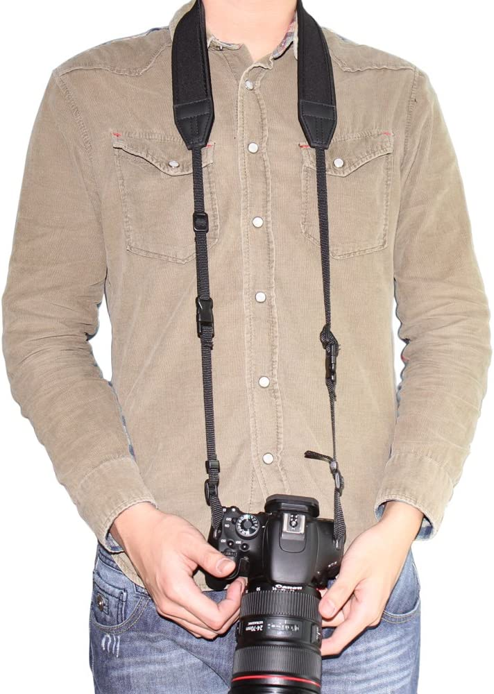 JJC 5 Adjustable Camouflage Neck Strap Shoulder Strap for Binoculars Field Glass /& Cameras Canon 7DM2 6DM2 5DM4 5DM3 5DsR 77D 80D 77D 70D Nikon D850 D810 D750 D610 P900s Sony a9 a7III a7RIII a7SII