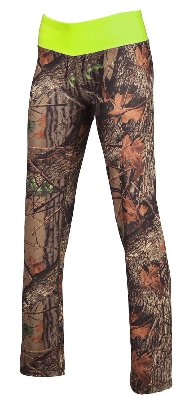 Amazon.com: Mujer Impulse elástico camuflaje Leggings, S ...