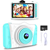 WOWGO Kids Digital Camera - 12MP Children's Selfie Camera with 3.5 Inches Large Screen for Boys and Girls,1080P…