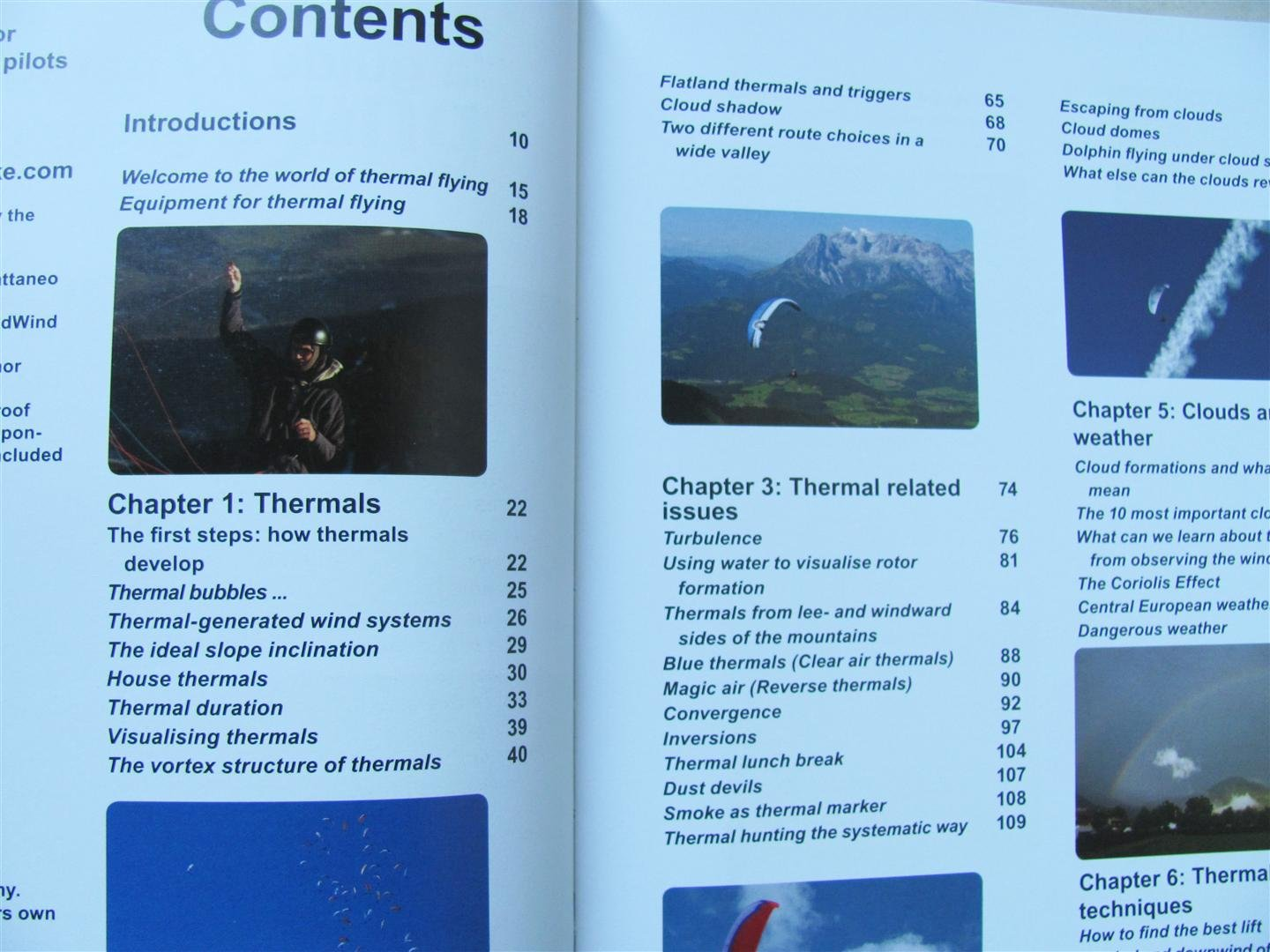 Thermal flying for paraglider and hang glider pilots thermal flying for paraglider and hang glider pilots 9783000202339 amazon books fandeluxe Images