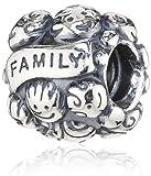 """Pandora """"Family"""" Charm Bead - 791039"""