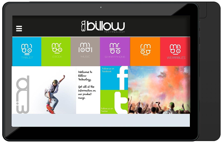Billow Technology X101BV2 - Tablet de 10.1