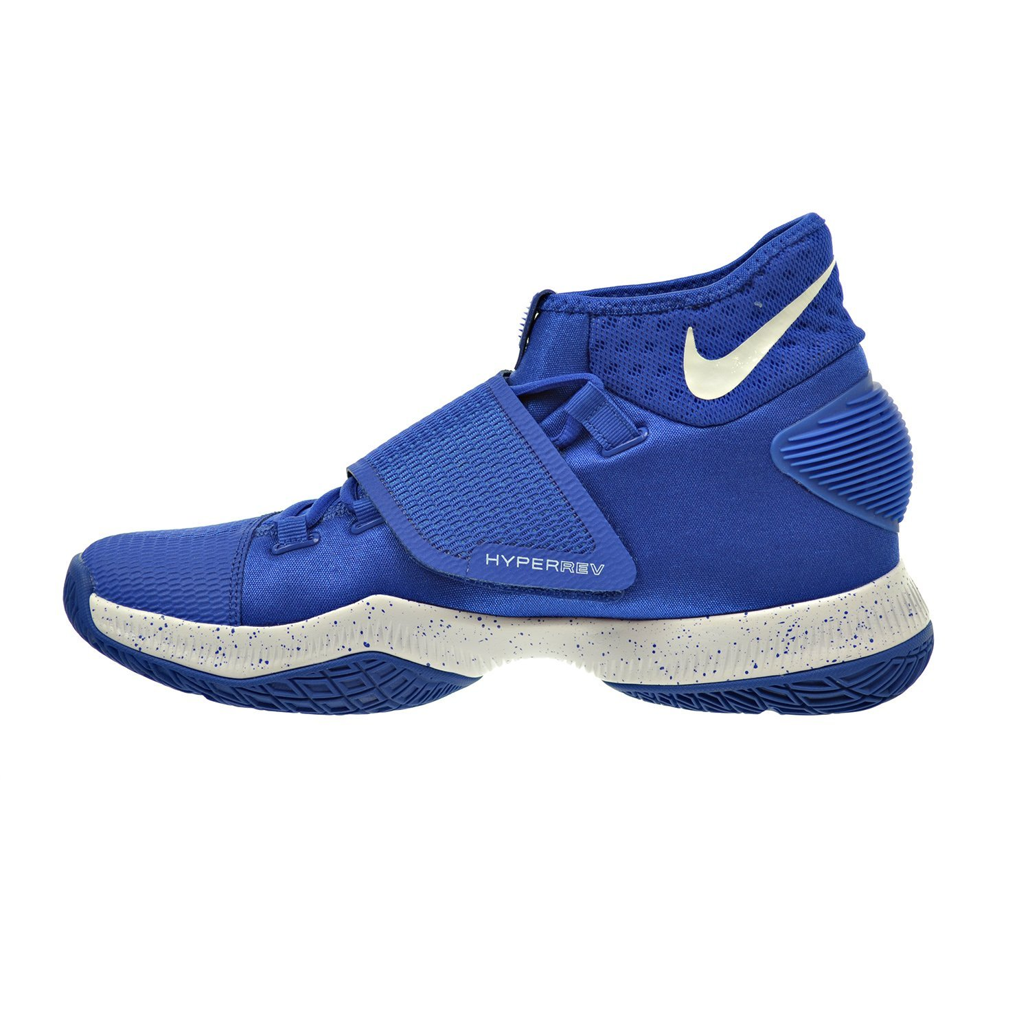 Amazon.com | Nike Zoom Hyperrev 2016 Men's Shoes Game Royal/White/Fountain  Blue 820224-415 (10 D(M) US) | Basketball