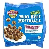Earth's Best Organic Frozen Mini Beef Meatballs, 14 oz.