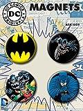 Ata-Boy DC Comics Batman Button Magnet Set