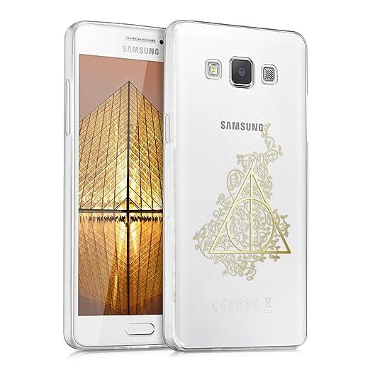 116 opinioni per kwmobile Cover per Samsung Galaxy A5 (2015)- Custodia in silicone TPU- Back case