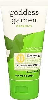 product image for Goddess Garden Organic Sunscreen Counter Display, Tube, 1 Ounce