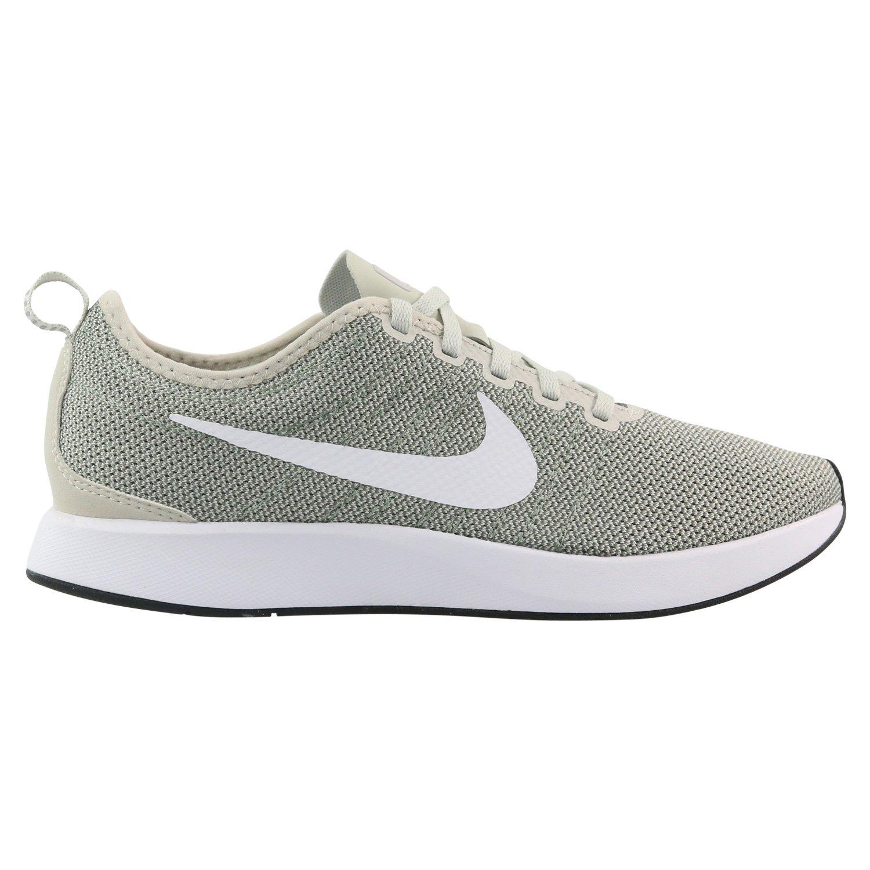 Nike Herren Dualtone Racer Gruuml;n Mesh Sneaker  47 EU|Gr眉n (Dark Stucco/White/Light Bone/Wolf Grey)