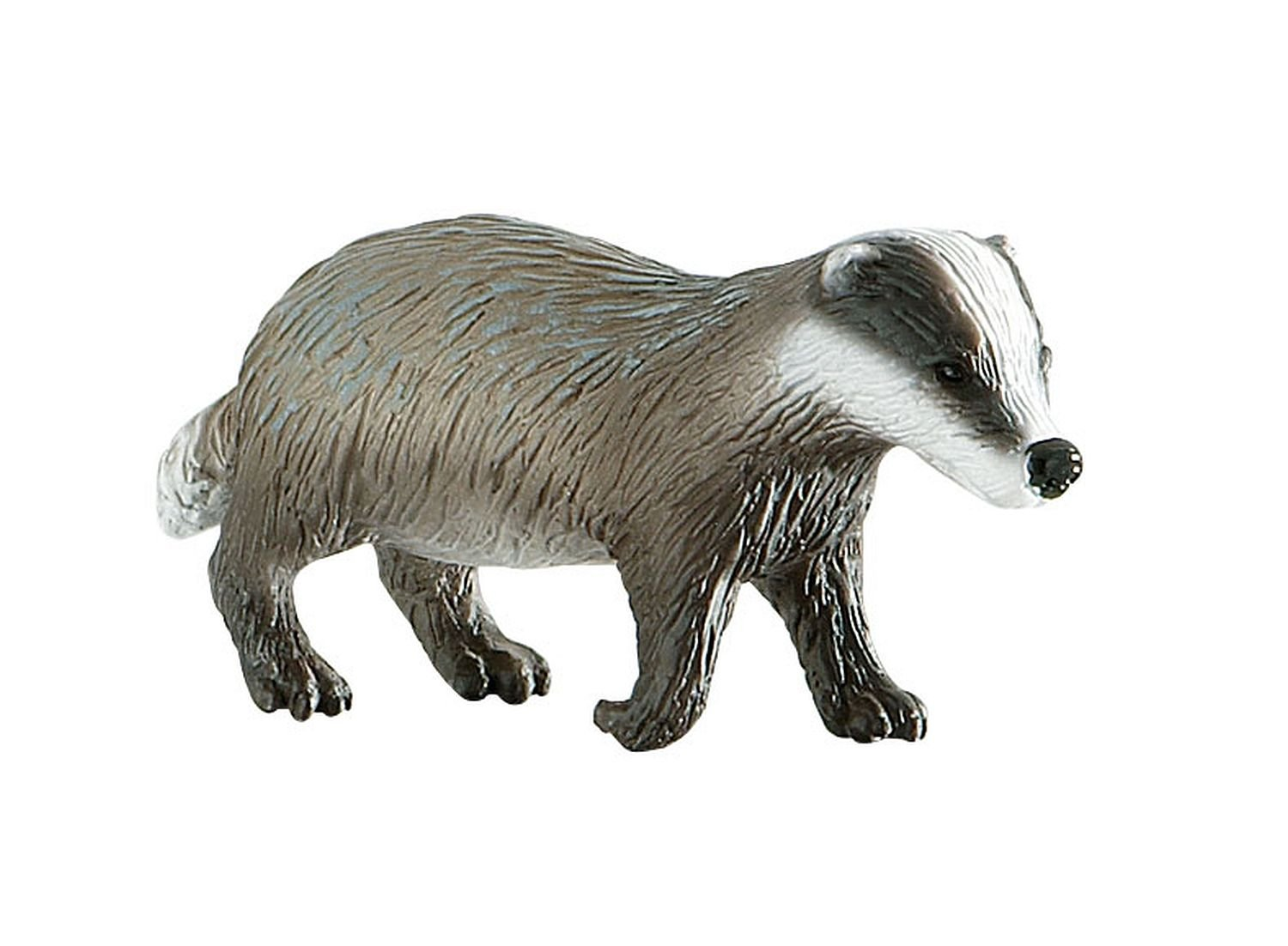 Badger 7 Cm Wild Animals Bullyland 64457 In Many Styles Animals & Dinosaurs
