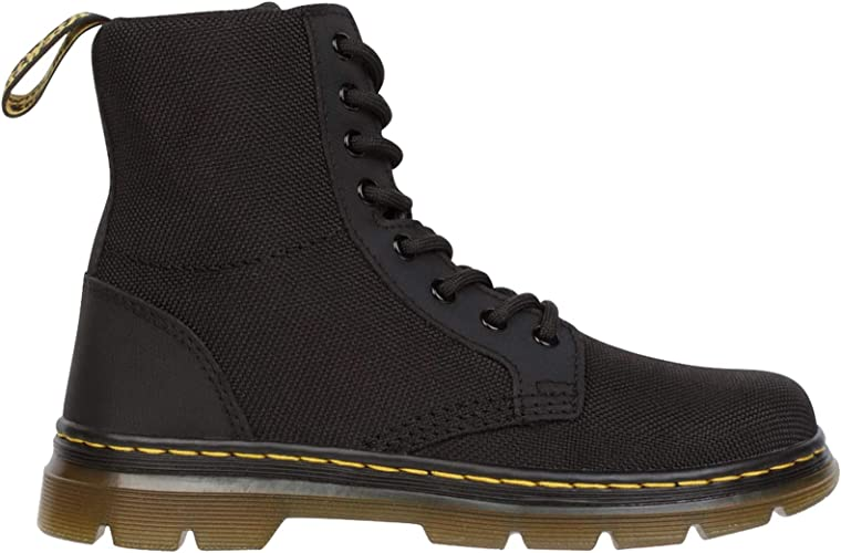 Dr.Martens Kids Combs Nylon Rubber Boots