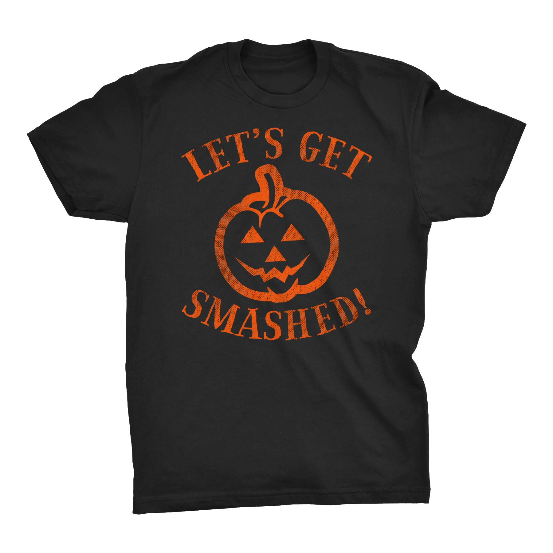 Funny Halloween Party T Shirt Let S Get Smashed