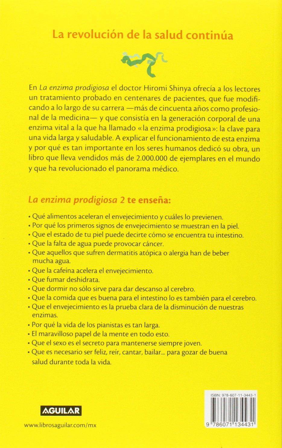 La enzima prodigiosa / The Enzyme Factor #2 (Spanish Edition ...
