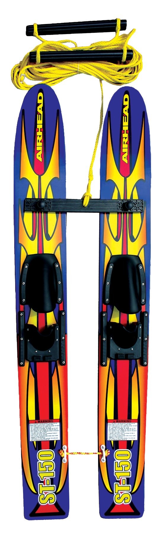 AIRHEAD AHST-150 Trainer Water Skis by Airhead