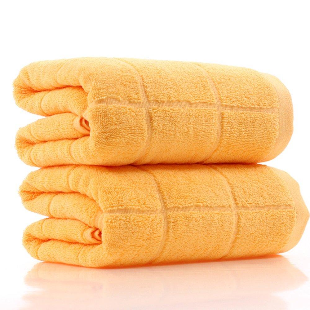 Toalla de baño suave Toallas de algodón Toalla de baño suave para adultos No hombres sin pelo y toalla de baño de pareja de mujeres Toalla de baño de ...