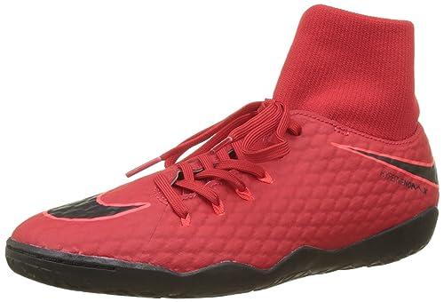 Nike Hypervenomx Phelon 3 DF IC, Scarpe da Calcio Uomo
