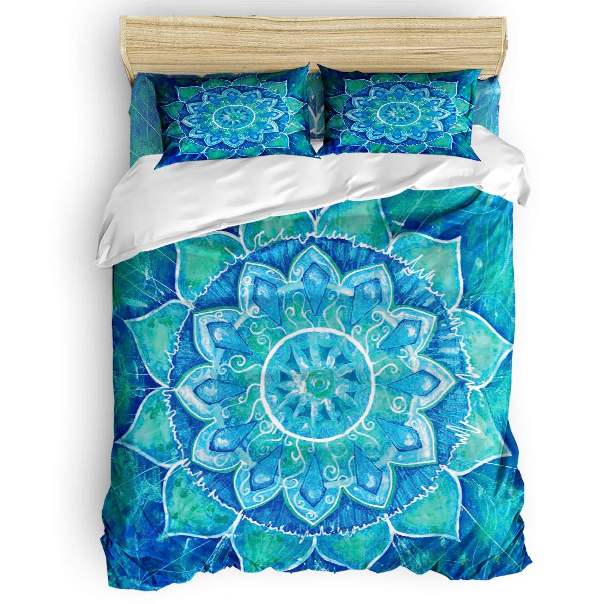 掛け布団カバー 4点セット ウッドボード上のモットー-the Beach is My Happy Place 寝具カバーセット ベッド用 べッドシーツ 枕カバー 洋式 和式兼用 布団カバー 肌に優しい 羽毛布団セット 100%ポリエステル セミダブル B07TF8XQW1 Flower48LAS2079 セミダブル
