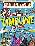 Terrible Timeline (Horrible Histories Sticker Activity Book)